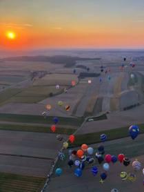 WK ballonvaren