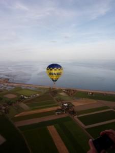 Ballonvaren Texel