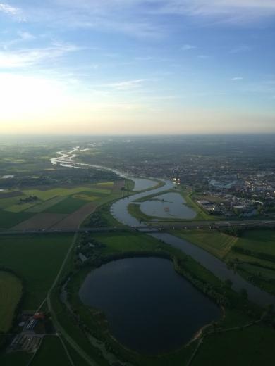 Ballonvaren Deventer