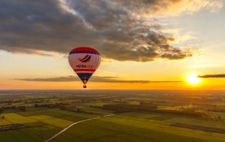 Luchtballon Fieten Olie